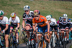 Boels Dolmans Cycling Team (NED) on the VAM-berg during the UCI Women's WorldTour Ronde van Drenthe at Drenthe, The Netherlands, 11 March 2017. Photo by Pim Nijland / PelotonPhotos.com | All photos usage must carry mandatory copyright credit (Peloton Photos | Pim Nijland)