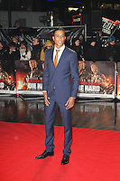 Andrew Osagie, A Good Day To Die Hard - UK Film Premiere, Empire Cinema Leicester Square, London UK, 07 February 2013, (Photo by Richard Goldschmidt)