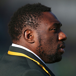 PADUA, ITALY - NOVEMBER 22: Tendai Mtawarira of South Africa during the Castle Lager Outgoing Tour match between Italy and South African at Stadio Euganeo on November 22, 2014 in Padua, Italy. (Photo by Steve Haag/Gallo Images)