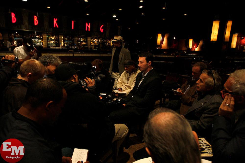 BOXING: Wladimir Klitschko vs David Haye Press Conference | Ed Mulholland - Freelance Photographer