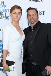 February 23, 2019 - Santa Monica, CA, USA - LOS ANGELES - FEB 23:  Lala Kent, Randall Emmett at the 2019 Film Independent Spirit Awards on the Beach on February 23, 2019 in Santa Monica, CA (Credit Image: © Kay Blake/ZUMA Wire)