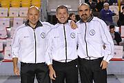 DESCRIZIONE : Roma LNP A2 2015-16 Acea Virtus Roma Assigeco Casalpusterlengo<br /> GIOCATORE : Arbitri<br /> CATEGORIA : arbitri<br /> SQUADRA : Acea Virtus Roma<br /> EVENTO : Campionato LNP A2 2015-2016<br /> GARA : Acea Virtus Roma Assigeco Casalpusterlengo<br /> DATA : 01/11/2015<br /> SPORT : Pallacanestro <br /> AUTORE : Agenzia Ciamillo-Castoria/G.Masi<br /> Galleria : LNP A2 2015-2016<br /> Fotonotizia : Roma LNP A2 2015-16 Acea Virtus Roma Assigeco Casalpusterlengo