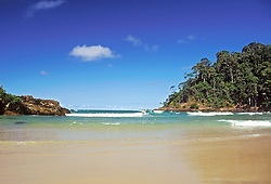 Itacare, Bahia, Brasil..Praia de Itacare./ Itacare beach..Foto © Ricardo Benichio/Argosfoto