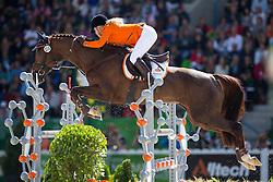 Elaine Pen, (NED), Vira - Jumping Eventing - Alltech FEI World Equestrian Games™ 2014 - Normandy, France.<br /> © Hippo Foto Team - Leanjo De Koster<br /> 31-08-14