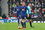 Ander Herrera Midfielder of Manchester United during the Premier League match between Stoke City and Manchester United at the Britannia Stadium, Stoke-on-Trent, England on 21 January 2017. Photo by Phil Duncan.