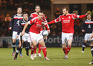 29-12-2012- Dundee v Aberdeen