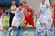 DESCRIZIONE : Gorizia U20 European Championship Men Qualifying Round Italy Spain <br /> GIOCATORE : Chiumenti <br /> SQUADRA : Italy <br /> EVENTO : Gorizia U20 European Championship Men Qualifying Round Italy Spain Campionato Europeo Maschile Under 20 Qualificazioni Italia Spagna <br /> GARA : Italy Spain <br /> DATA : 12/07/2007 <br /> CATEGORIA : Palleggio <br /> SPORT : Pallacanestro <br /> AUTORE : Agenzia Ciamillo-Castoria/S.Silvestri <br /> Galleria : Europeo Under 20 <br /> Fotonotizia : Gorizia U20 European Championship Men Qualifying Round Italy Spain <br /> Predefinita :