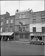 01/07/1969<br /> 07/01/1969<br /> 01 July 1969<br /> Pubs in and about Dublin. The Shakespeare, 160 Parnell Street<br /> Dublin 1.