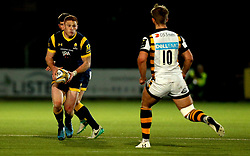 Connor Braid of Worcester Cavaliers - Mandatory by-line: Robbie Stephenson/JMP - 03/04/2017 - RUGBY - Sixways Stadium - Worcester, England - Worcester Cavaliers v Wasps A - Aviva A League
