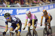 In Amsterdam vindt de Zesdaagse van Amsterdam plaats, een groots wielerevenement in het velodrome.<br /> The Six Days of Amsterdam, a major cycling event in the velodrome.
