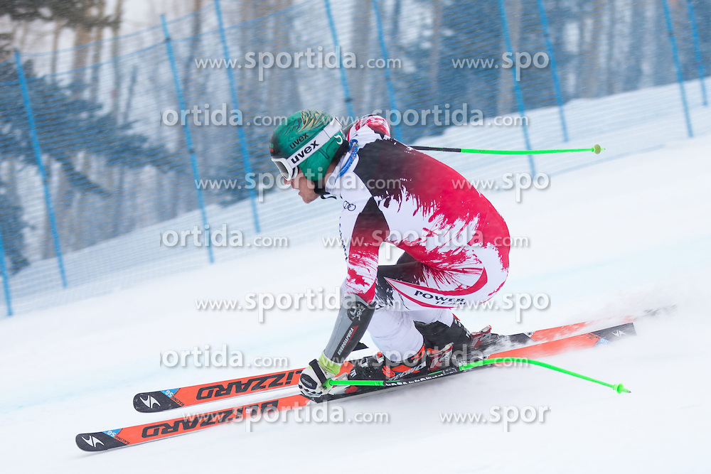 30.01.2015, Golden Peak Strecke, Vail, USA, FIS Weltmeisterschaften Ski Alpin, Training, im Bild Otmar Striedinger (AUT) // Otmar Striedinger of Austria in Action during a practice run for the FIS Ski World Championships 2015 at the Golden Peak Course, Vail, United States on 2015/01/30. EXPA Pictures © 2015, PhotoCredit: EXPA/ Johann Groder