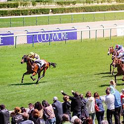 Yume (A. Hamelin) wins PRIX DE CHEVILLY