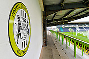 during the Vanarama National League match between Forest Green Rovers and Lincoln City at the New Lawn, Forest Green, United Kingdom on 19 November 2016. Photo by Adam Rivers.