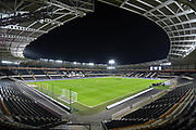 Hull City KCOM ground before the EFL Sky Bet Championship match between Hull City and Middlesbrough at the KCOM Stadium, Kingston upon Hull, England on 31 October 2017. Photo by Ian Lyall.