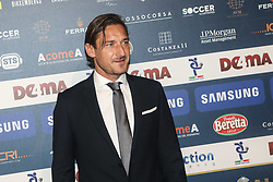 December 3, 2018 - Milan, Italy - Francesco Totti at 'Oscar Del Calcio AIC' Italian Football Awards photocall in Milano, Italy, on December 03 2018  (Credit Image: © Mairo Cinquetti/NurPhoto via ZUMA Press)