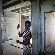 Ducor Hotel, Monrovia, Liberia, 2012.