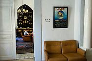 Barons Hotel Bar Aleppo Syria