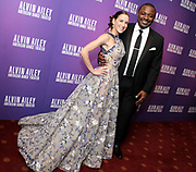 attends Alvin Ailey's 2017 Opening Night Gala at The New York City Center in New York City, New York on November 29, 2017.
