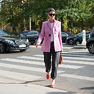 Pink Jacket, Outside Margiela SS2017