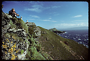 06: SEABIRDS NETTING PUFFINS