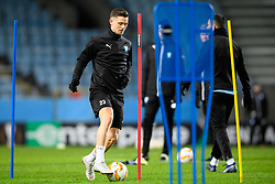November 28, 2018 - MalmÃ, Sweden - 181128 Marcus Antonsson of Malmö FF during a training session ahead of the Europa league match between Malmö FF and Genk on November 28, 2018 in Malmö..Photo: Petter Arvidson / BILDBYRÃ…N / kod PA / 92159 (Credit Image: © Petter Arvidson/Bildbyran via ZUMA Press)