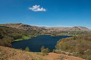 Crummock Water in Lake District National Park, Cumbria, UK