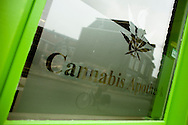 The first Cannabis Pharmacy in Europe on February 8, 2007 in Groningen, The Netherlands.  This pharmacy delivers medicinal Cannabis that can be prescribed by doctors for both humans and animals. Cannabis is most famous for its use as a recreational soft drug. It?s available at ?coffeeshops? throughout the Netherlands. Coffeeshops purchase their products from illegal growers or grow it illegally themselves. The Netherlands have no laws or legal procedures that allow for the legal growth or use of recreational Cannabis. The fact that it is allowed to exist has to do with the Dutch tolerance policy, by which the possession of small amounts of Cannabis is not actively prosecuted. .Cannabis is less well known for its medicinal use. But medicinal Cannabis has been available on a doctors prescription in the Netherlands since September 2003. The growth of Cannabis for medicinal use has been legally permitted since 17 march 2003.