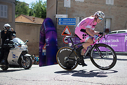 Anna van der Breggen (NED) of Boels-Dolmans Cycling Team finishes in second place in Stage 5 of the Giro Rosa - a 12.7 km individual time trial, starting and finishing in Sant'Elpido A Mare on July 4, 2017, in Fermo, Italy. (Photo by Balint Hamvas/Velofocus.com)