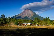 Nicaragua / Isla de Ometepe / Concepcion Volcano
