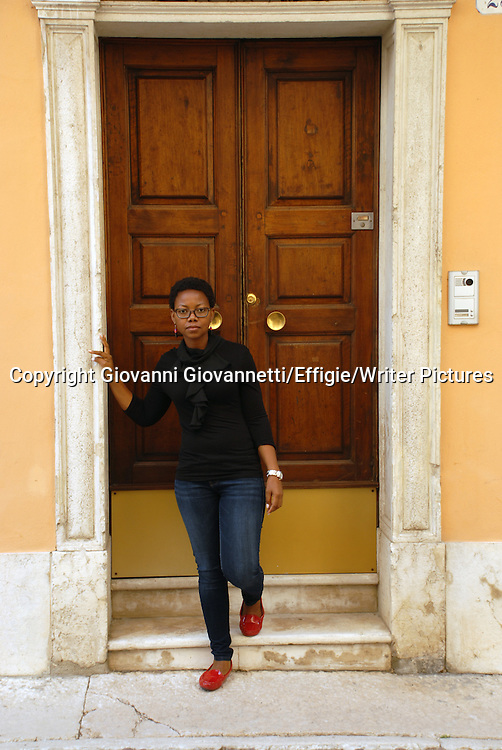 NoViolet Bulawayo , Festivaletteratura Mantova<br /> 04 September 2014<br /> <br /> Photograph by Giovanni Giovannetti/Effigie/Writer Pictures <br /> <br /> NO ITALY, NO AGENCY SALES
