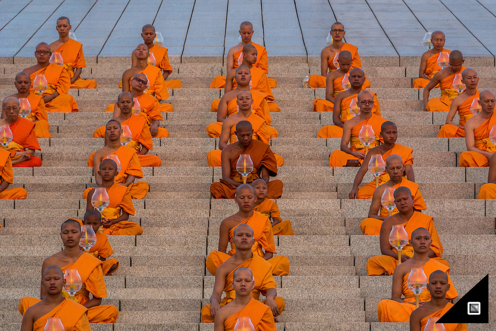 Thailand - Magha Puja Day