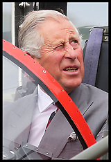 JUL 11 2014 Prince of Wales at the Royal International Air Tattoo