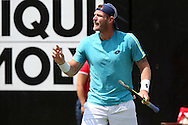 Sam Groth during the Mercedes Cup at Tennisclub Weissenhof, Stuttgart<br /> Picture by EXPA Pictures/Focus Images Ltd 07814482222<br /> 06/06/2016<br /> *** UK & IRELAND ONLY ***<br /> EXPA-EIB-160607-0022.jpg