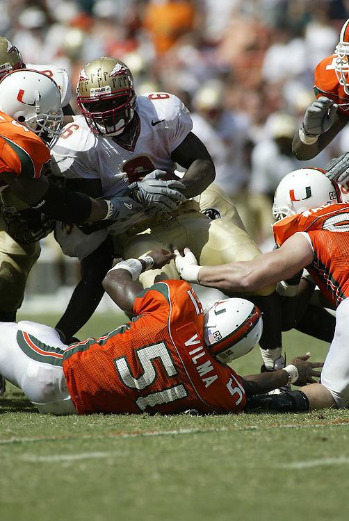 2002 FLORIDA STATE UNIVERSITY Football