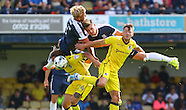 Southend United v Bristol Rovers 20/08/2016