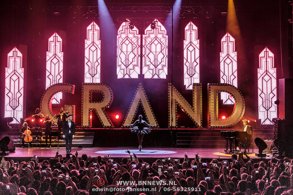 NLD/Amsterdam/20150206 - Fedde le Grand opening Grand int Carre Amsterdam,