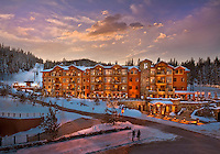 Hyatt Northstar Lodge.Northstar-at-Tahoe.Tahoe Mountain Resorts.Oz Architecture