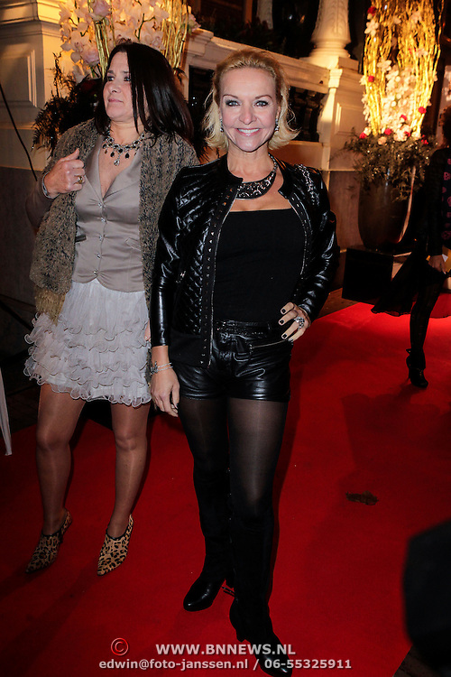 NLD/Amsterdam/20121112 - Beau Monde Awards 2012, Mariska van Kolck