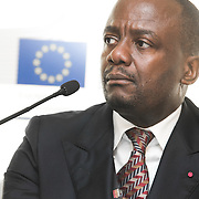 04 June 2015 - Belgium - Brussels - European Development Days - EDD - Urban - Urban future leading the development agenda - Philippe Camille Akoa , Director General , Fonds special d'equipement et d'intervention intercommunale (FEICOM) © European Union