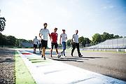 September 1, 2016: Esteban Gutierrez (MEX), Haas F1 , Italian Grand Prix at Monza
