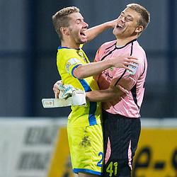 20140924: SLO, Football - Prva liga Telekom Slovenije, NK Domzale vs ND Gorica