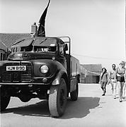 Emma's Truck, Glastonbury, Somerset, 1989