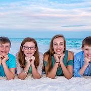 Wornson Family Beach Photos