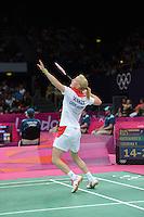 Imogen Bankier, Great Britain, Olympic Badminton London Wembley 2012