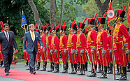 ROYAL VISIT VENEZUELA KING WILLEM ALEXANDER AND QUEEN MAXIMA