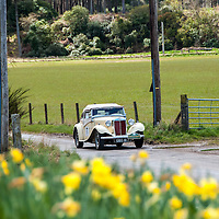Car 5 Mark Godfrey / Sue Godfrey MG TD