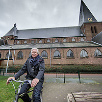 Nederland, Hilversum, 5 februari 2016.<br />Nederlandse radio en televisie presentator Felix Meurders.<br /><br /><br />Foto: Jean-Pierre Jans