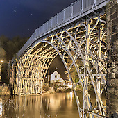 07 The Iron Bridge, Ironbridge Gorge