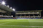 Turf Moor Stadium during the Sky Bet Championship match between Burnley and Nottingham Forest at Turf Moor, Burnley, England on 23 February 2016. Photo by Simon Davies.
