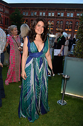 Daniella Helayel at the V&A Summer Party 2017 held at the Victoria & Albert Museum, London England. 21 June 2017.<br /> Photo by Dominic O'Neill/SilverHub 0203 174 1069 sales@silverhubmedia.com